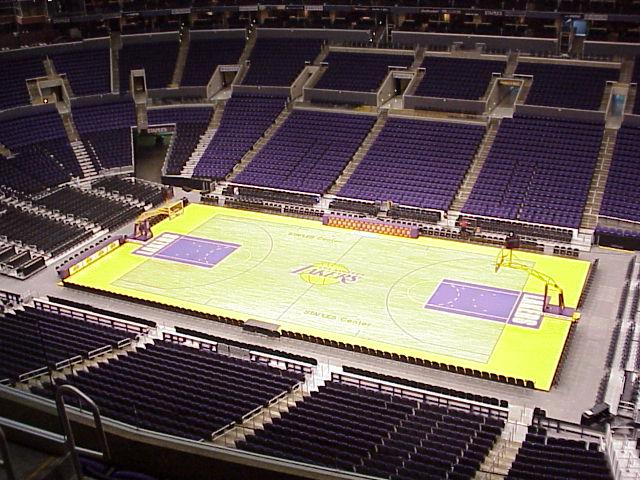 Staples Center Nobody Reads Anymore Volume 2